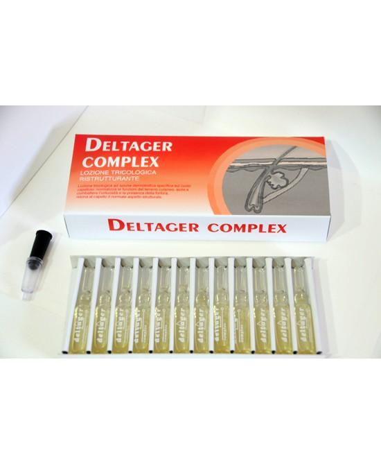 Deltager Complex Lozione 24 Fiale Da 5ml - Farmafamily.it