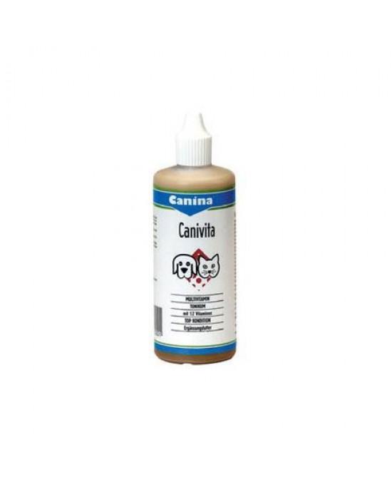 Canina Pharma Canivita 100ml - La farmacia digitale
