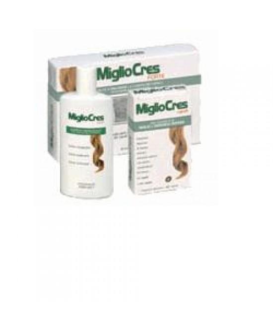 Migliocres Cap Clean Sh Ener - Zfarmacia