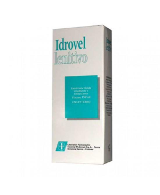 Idrovel Emulsione Lenitiva 150 ml