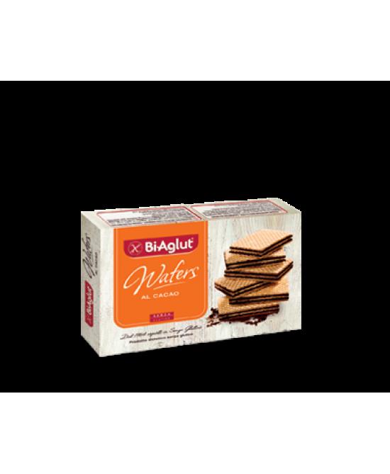 BiAglut Wafers Al Cacao Senza Glutine 175g - Zfarmacia