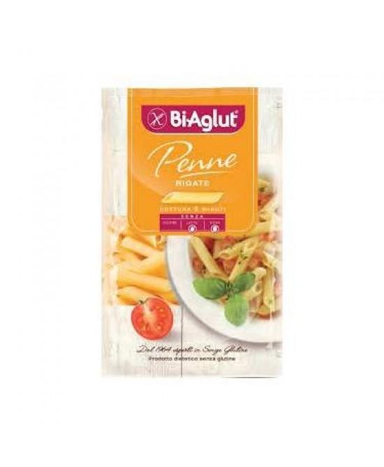 Biaglut Pasta Classica Corta Senza Glutine Penne Rigate 500g - Antica Farmacia Del Lago