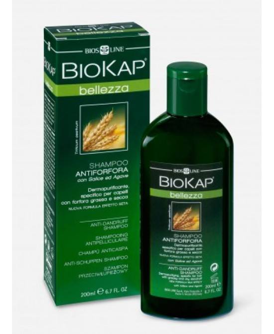 Bios Line BioKap Shampoo Antiforfora 200ml -