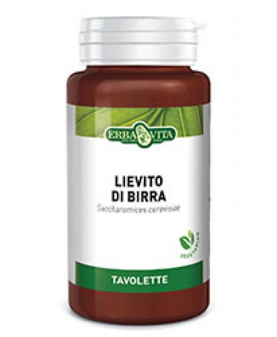 Erba Vita Lievito di Birra Integratore Articolare 250 Tavolette 400 mg