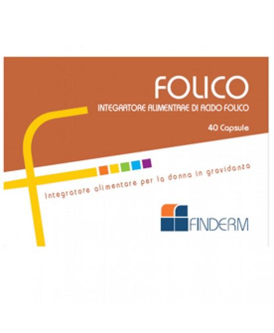 Folico Integrat Alim 40cps - Iltuobenessereonline.it