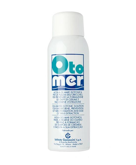 Otomer Soluzione Isotonica Pulizia Orecchie 10 ml - latuafarmaciaonline.it