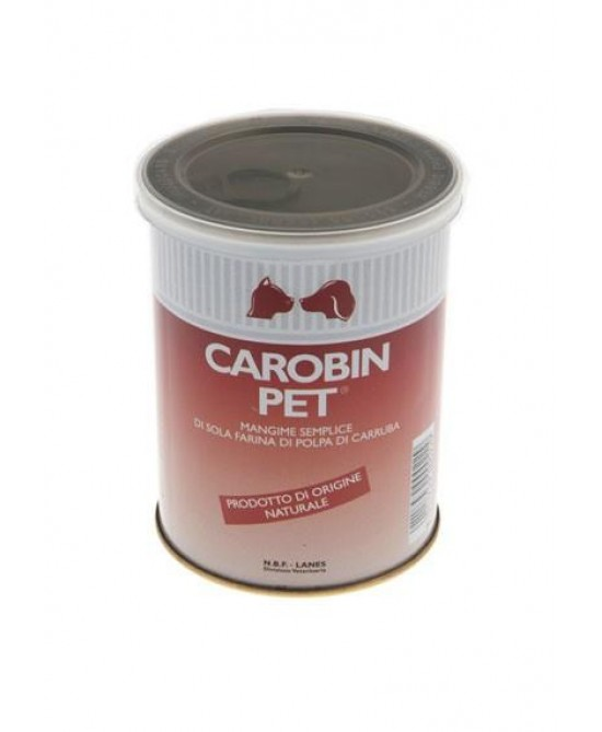 CAROBIN PET MANGIME 100G prezzi bassi