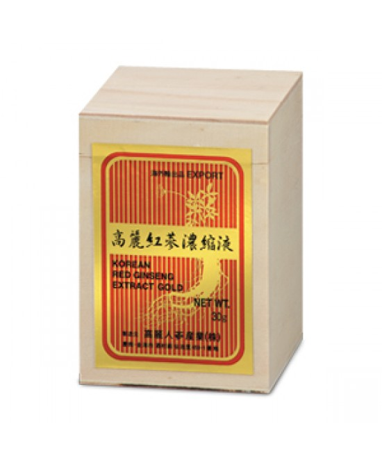 ABC Trading Ginseng Coreano Estratto Rosso Integratore 30 g