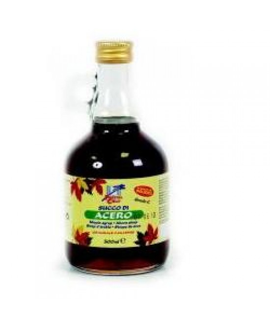 Succo D'acero Grado C Bio500ml - Farmafamily.it