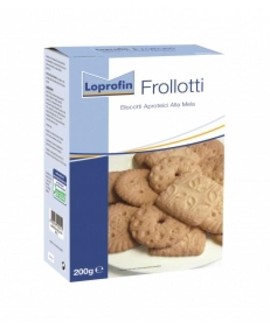 Loprofin Frollotti Biscotti Alla Mela 200g - Farmapage.it