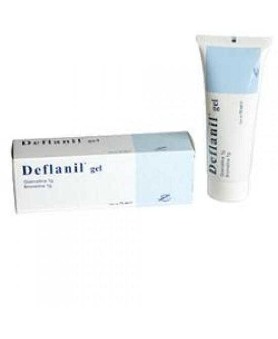 Deflanil Gel 75ml - Farmacia 33