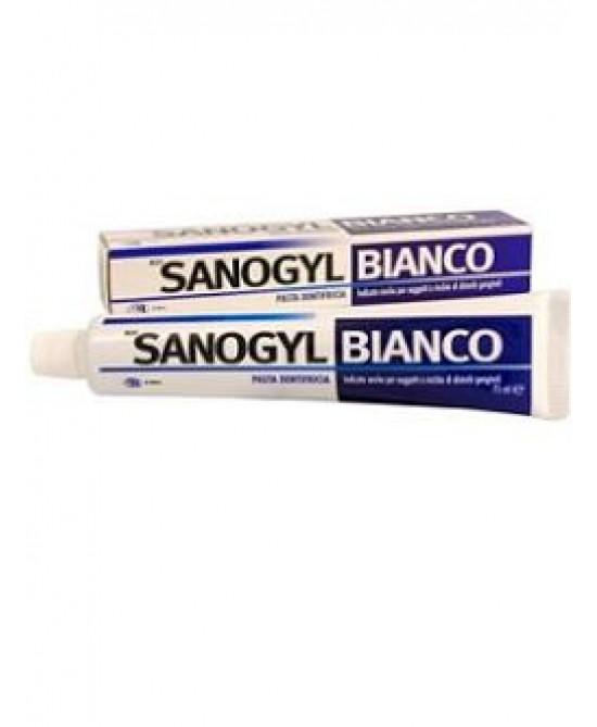 Sanogyl Bianco Pasta Dentifricia 75ml - La farmacia digitale