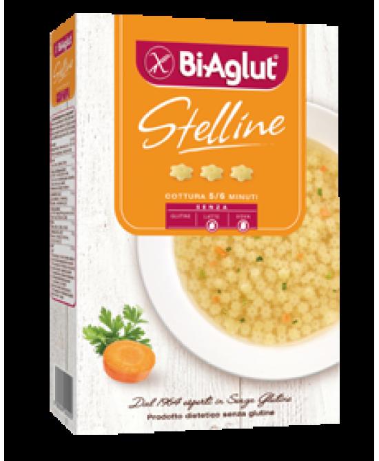 Biaglut Pasta Classica Pastina Senza Glutine Stelline 250g - FARMAPRIME