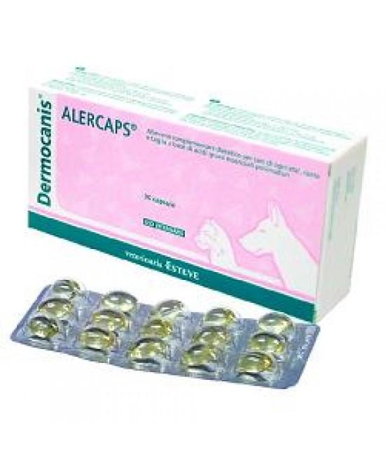 Dermocanis Alercaps 30cps - La farmacia digitale