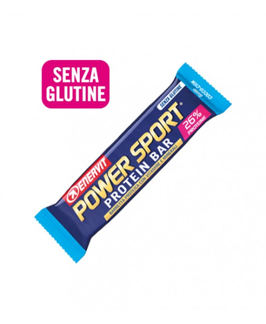 Enervit Power Sport Protein Bar 26% Cocco-Ciok Barretta Proteica 40g - FarmaHub.it