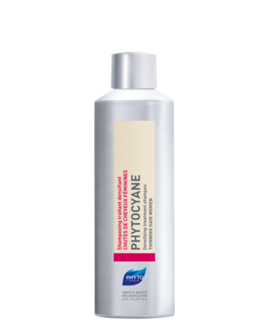Phyto Phytocyane Shampoo Ridensificante Donna 200ml - Farmawing