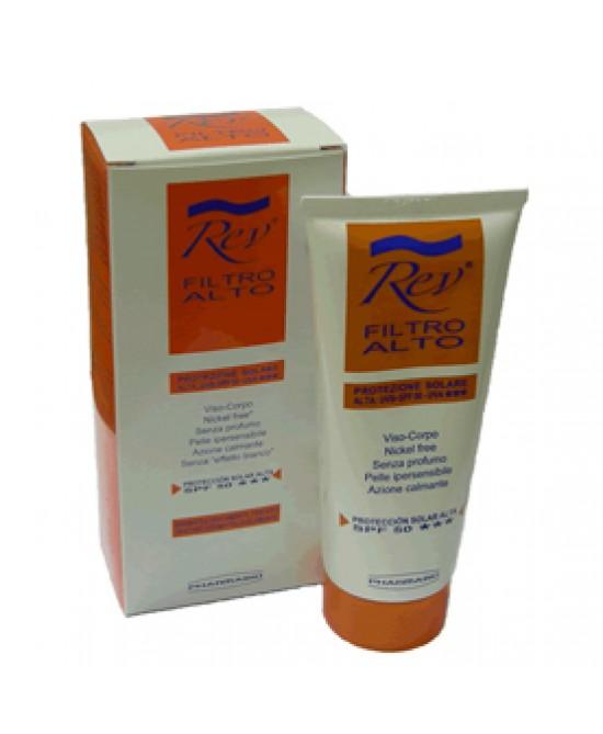 Rev Filtro Alto Crema Solare 100 ml