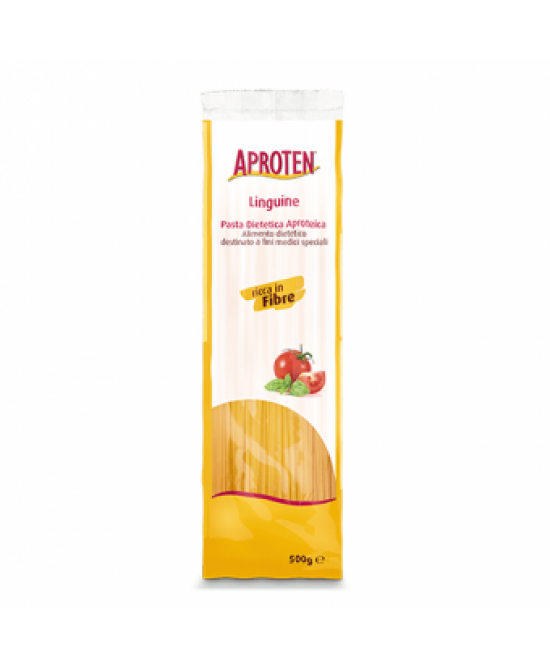 Aproten Linguine Pasta Aproteica 500g - Farmafamily.it