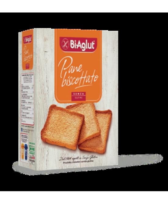 Biaglut Pane Biscottato Senza Glutine 300g - Farmajoy
