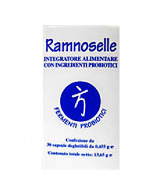 Ramnoselle 30cps - Farmaciaempatica.it