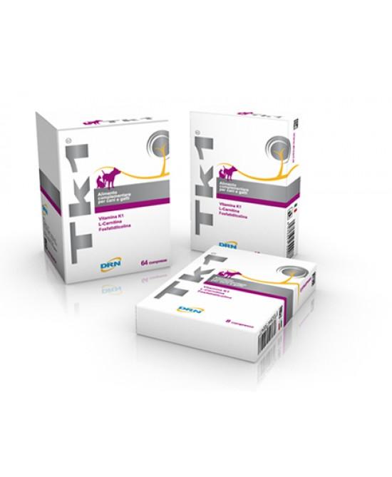 Drn Tk1 Integratore Alimentare 8 Compresse - Farmapc.it