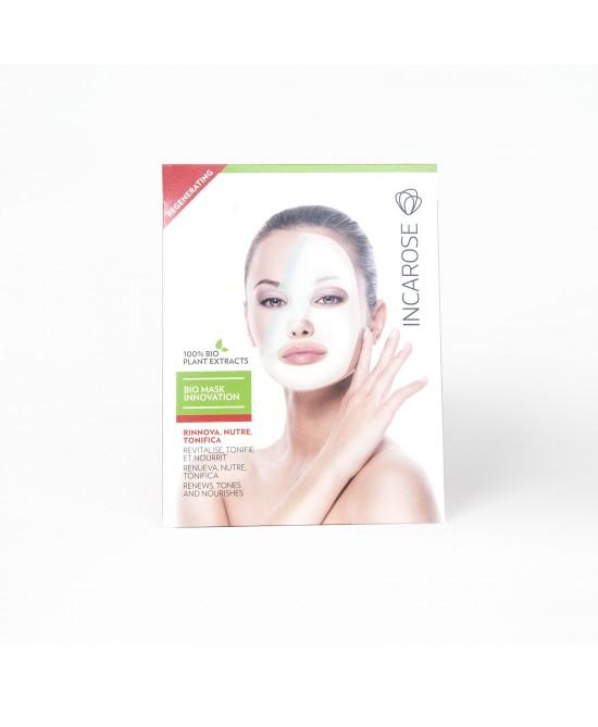 Incarose Bio Mask Innovation Rigenerante Trattamento Viso 17ml