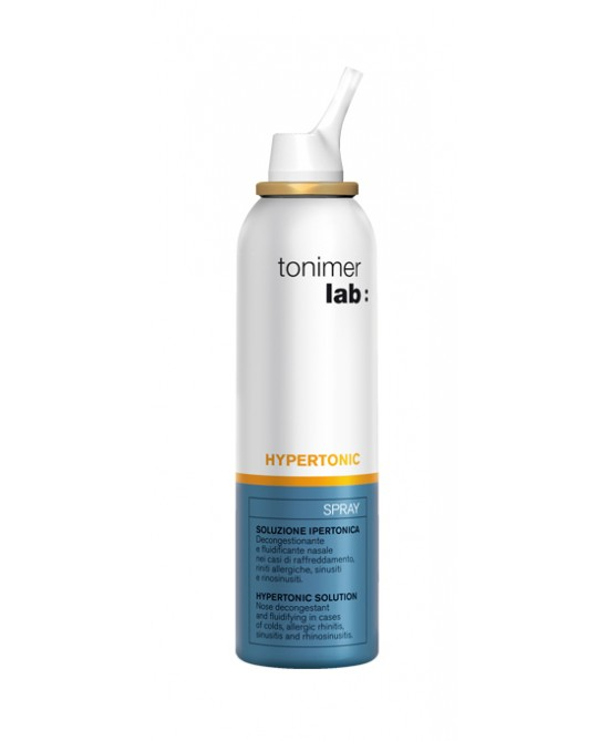 Tonimer Lab Hypertonic Spray 125ml - Zfarmacia