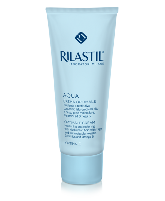 Rilastil Aqua Crema Optimale 50ml - FARMAEMPORIO