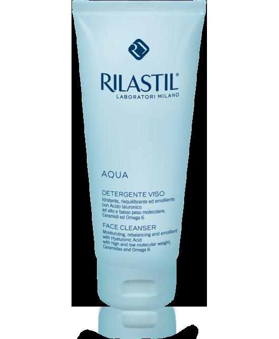 Rilastil Aqua Detergente Viso 200ml - Farmaci.me