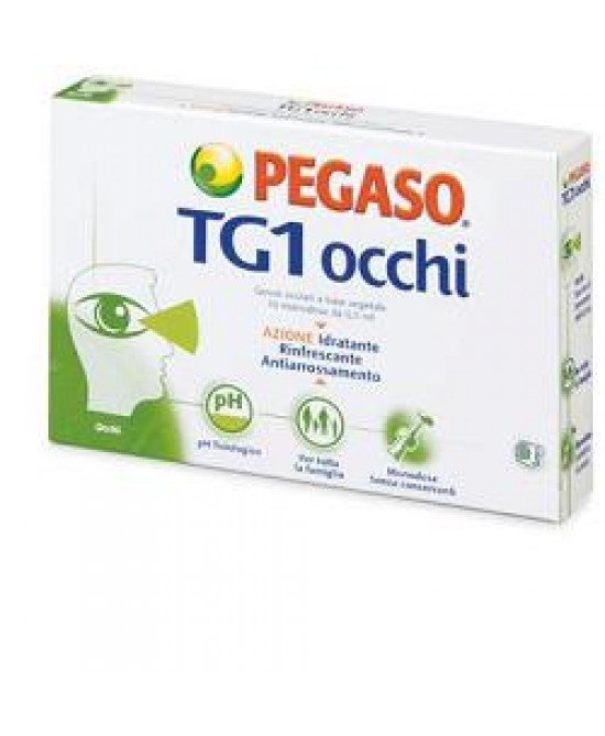Tg1 Occhi 10monodose 0,5ml - Farmapage.it