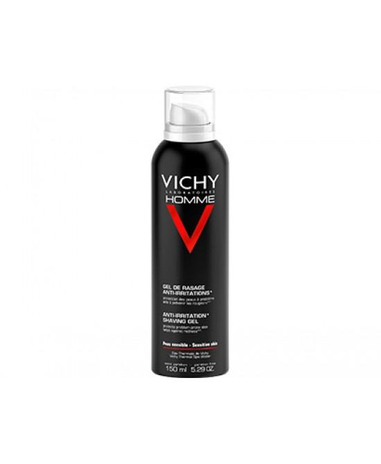 Vichy Homme Gel Da Barba Anti-Irritazione - La farmacia digitale