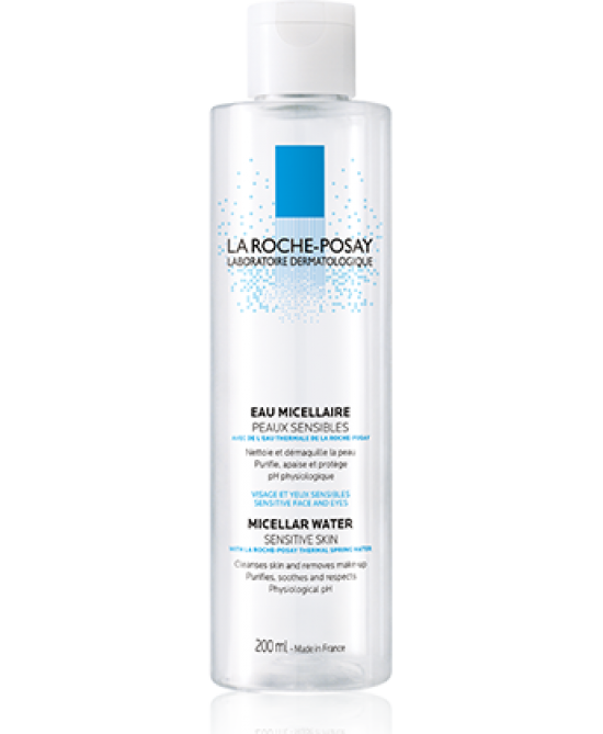 La Roche-Posay Phisiological Cleansers Acqua Micellare  200ml - Farmaci.me