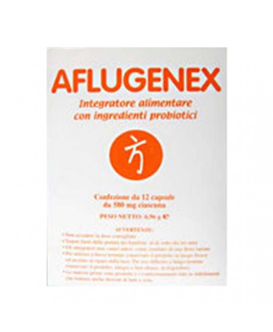 Aflugenex 12cps Nf - Farmaciaempatica.it