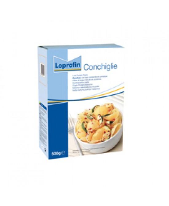 Loprofin Conchiglie Pasta 500g - Farmapage.it