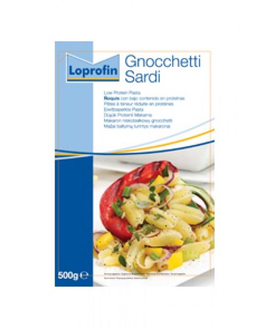 Loprofin Gnocchetti Sardi Pasta 500g - Parafarmacia la Fattoria della Salute S.n.c. di Delfini Dott.ssa Giulia e Marra Dott.ssa Michela