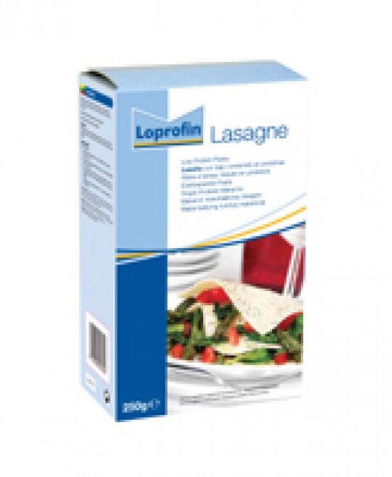 Loprofin Lasagne Pasta 250g - Parafarmacia la Fattoria della Salute S.n.c. di Delfini Dott.ssa Giulia e Marra Dott.ssa Michela