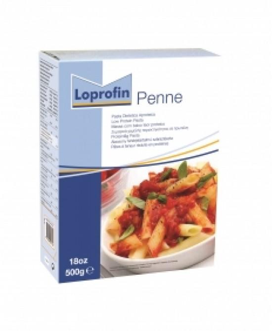 Loprofin Penne Pasta Dietetica Aroteica 500g - Farmapage.it