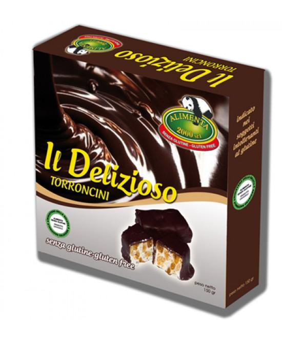 Alimenta 2000 Torroncini Il Delizioso Senza Glutine 150 g