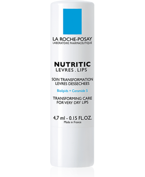 La Roche-Posay Nutritic Labbra Stick 4,7ml - farmaventura.it