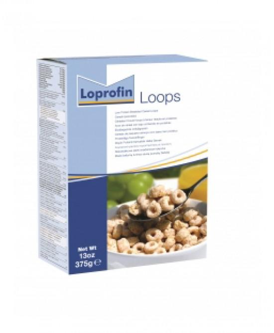 Loprofin Loops Cereali Ad Anellino 375g - Farmapage.it