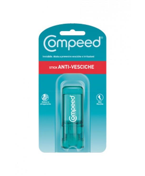 Compeed Stick Anti-Vesciche Per La Prevenzione Delle Vesciche 8ml - Farmapage.it