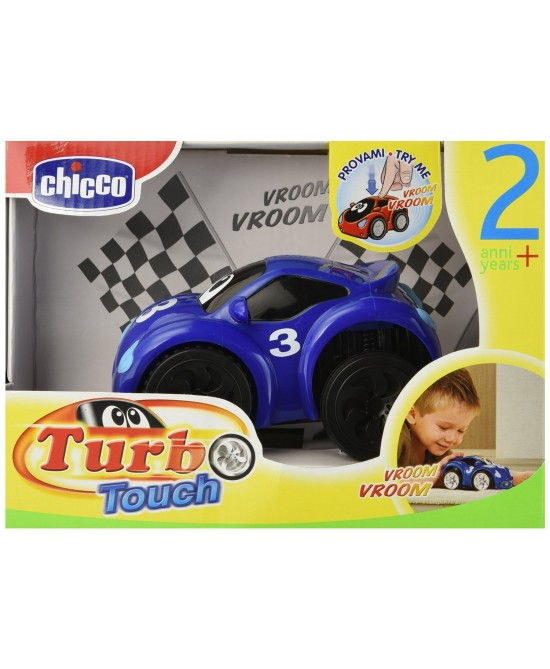Chicco Turbo Touch Fast Colore Blu - Farmaconvenienza.it