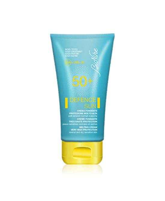 BioNike Defence Sun Crema Fondente Spf50+ 50ml - Farmapc.it