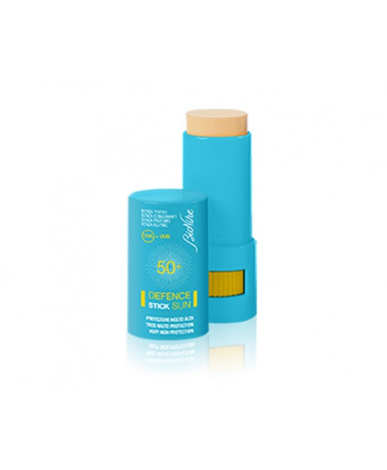 BioNike Defence Sun Stick Solare Spf50+ Zone Sensibili Stick Da 9ml - Farmafamily.it