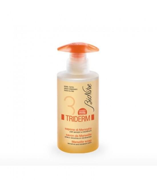 BioNike Triderm Sapone Di Marsiglia Liquido 500ml - Antica Farmacia Del Lago