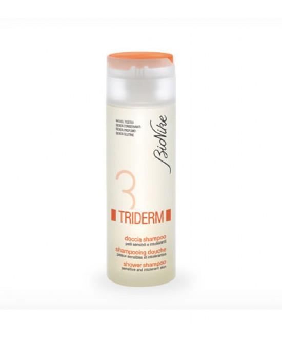 BioNike Triderm Doccia Shampoo Dermoprotettivo 400ml - Farmafamily.it