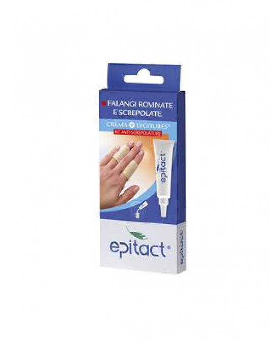 QualiFarma Epitact Kit Falangi Rovinate e Screpolate Crema + Digitures - Farmacia 33