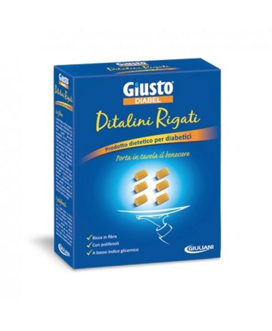GIUSTO DIABEL DITAL C/ANTIOSS-912922135