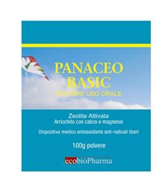 Panaceo Basic Polvere 100g