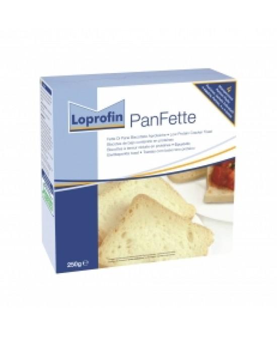 Loprofin Panfette Biscottate A Ridotto Contenuto Proteico 300 g